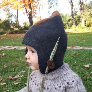 Felt Toque (6-18 month)
